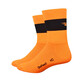 DeFeet Aireator Team DeFeet Doppel-Bund Socken Neon Orange